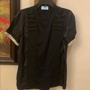 Authentic Prada Blouse Size Medium